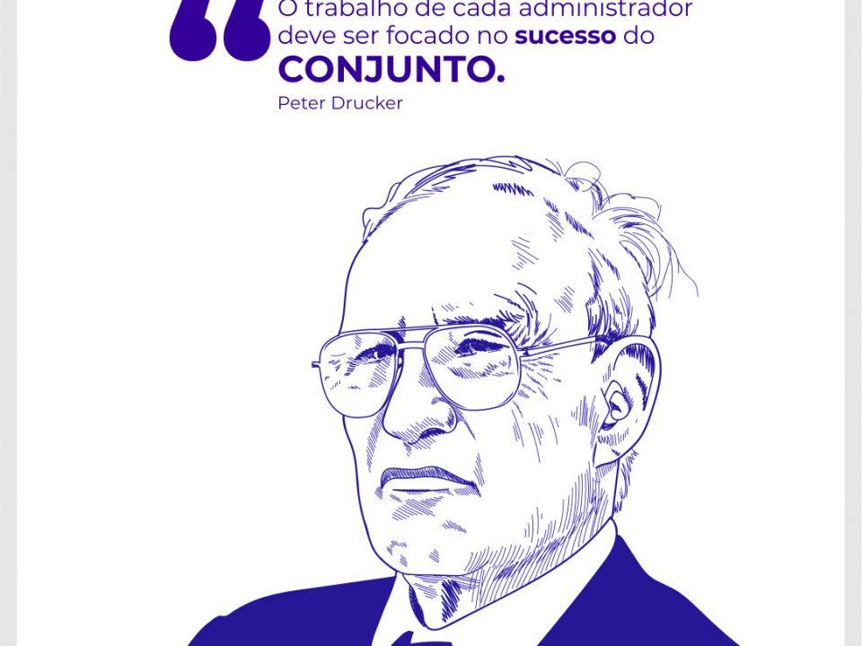 Peter Drucker - Administração por objetivos e autocontrole - Planejamento Estratégico Empresarial