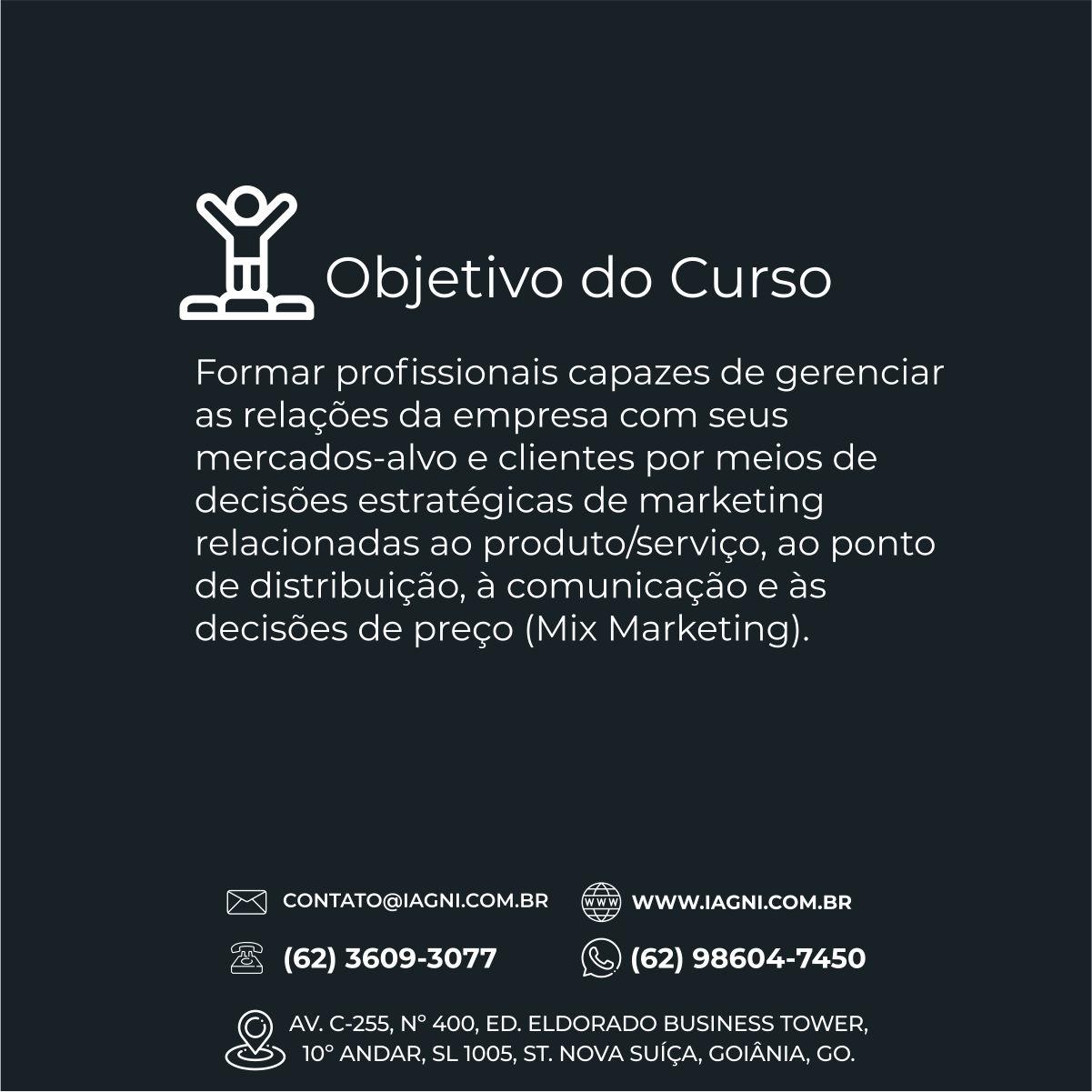 Curso de Marketing Empresarial