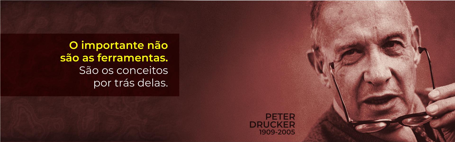 Administrando em tempos de grandes mudanças- Peter Drucker